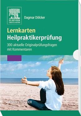 Abbildung von Dölcker | Lernkarten Heilpraktikerprüfung | 1. Auflage | 2014 | beck-shop.de