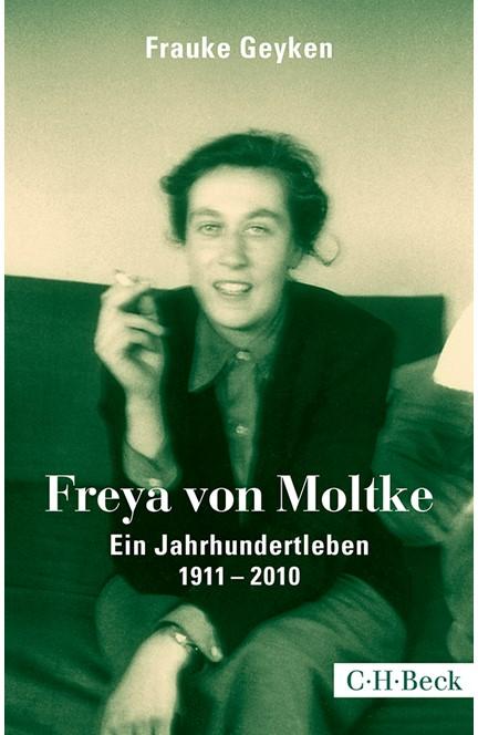 Cover: Frauke Geyken, Freya von Moltke