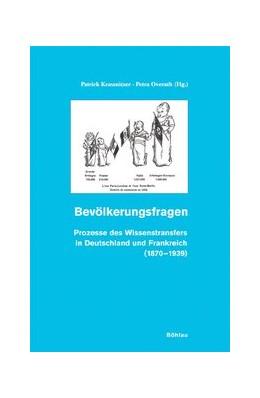 Abbildung von Krassnitzer / Overath | Bevölkerungsfragen | 2007 | Prozesse des Wissenstransfers ...