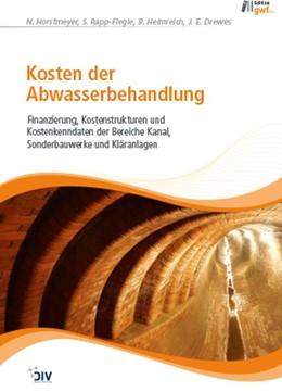 Abbildung von Rapp-Fiegle / Horstmeyer   Kosten der Abwasserbehandlung   1. Auflage   2014   beck-shop.de