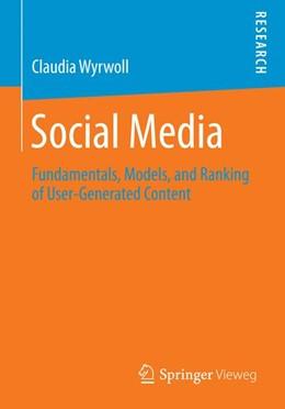 Abbildung von Wyrwoll   Social Media   2014   Fundamentals, Models, and Rank...