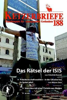 Abbildung von Hoevels / Stolz / Kartin | Das Rätsel der ISIS | 2014 | Ketzerbriefe 188 - Flaschenpos...
