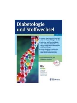 Abbildung von Diabetologie und Stoffwechsel | 13. Auflage | 2020 | beck-shop.de
