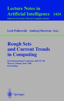 Abbildung von Polkowski | Rough Sets and Current Trends in Computing | 1998 | First International Conference...