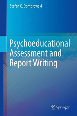 Abbildung von Dombrowski   Psychoeducational Assessment and Report Writing   2014