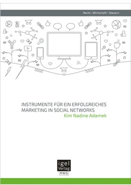 Abbildung von Adamek | Instrumente für ein erfolgreiches Marketing in Social Networks | Erstauflage | 2014