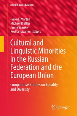 Abbildung von Marten / Rießler / Saarikivi / Toivanen | Cultural and Linguistic Minorities in the Russian Federation and the European Union | 2015 | Comparative Studies on Equalit... | 13