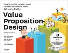 Abbildung von Osterwalder / Pigneur | Value Proposition Design | 1. Auflage | 2015 | beck-shop.de