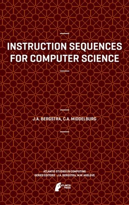 Abbildung von Bergstra / Middelburg | Instruction Sequences for Computer Science | 1. Auflage | 2014 | 2 | beck-shop.de