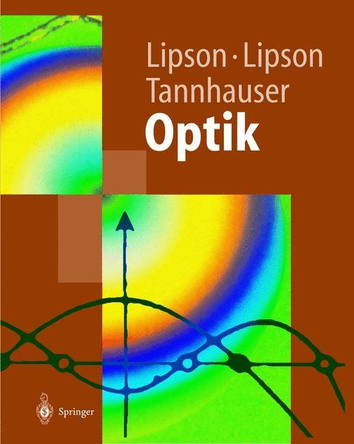 Abbildung von Lipson / Tannhauser | Optik | 1997