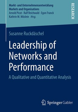 Abbildung von Ruckdäschel | Leadership of Networks and Performance | 1. Auflage | 2014 | beck-shop.de