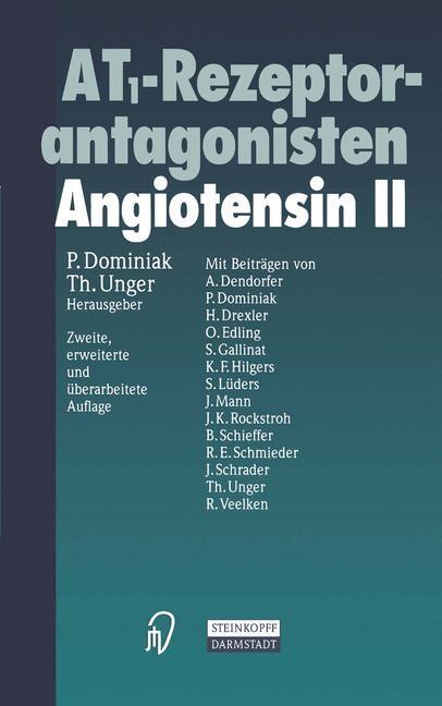 Abbildung von Dominiak / Unger | AT1-Rezeptorantagonisten | 2012