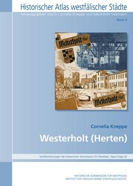 Abbildung von Westerholt | 1., Aufl. | 2014 | 4