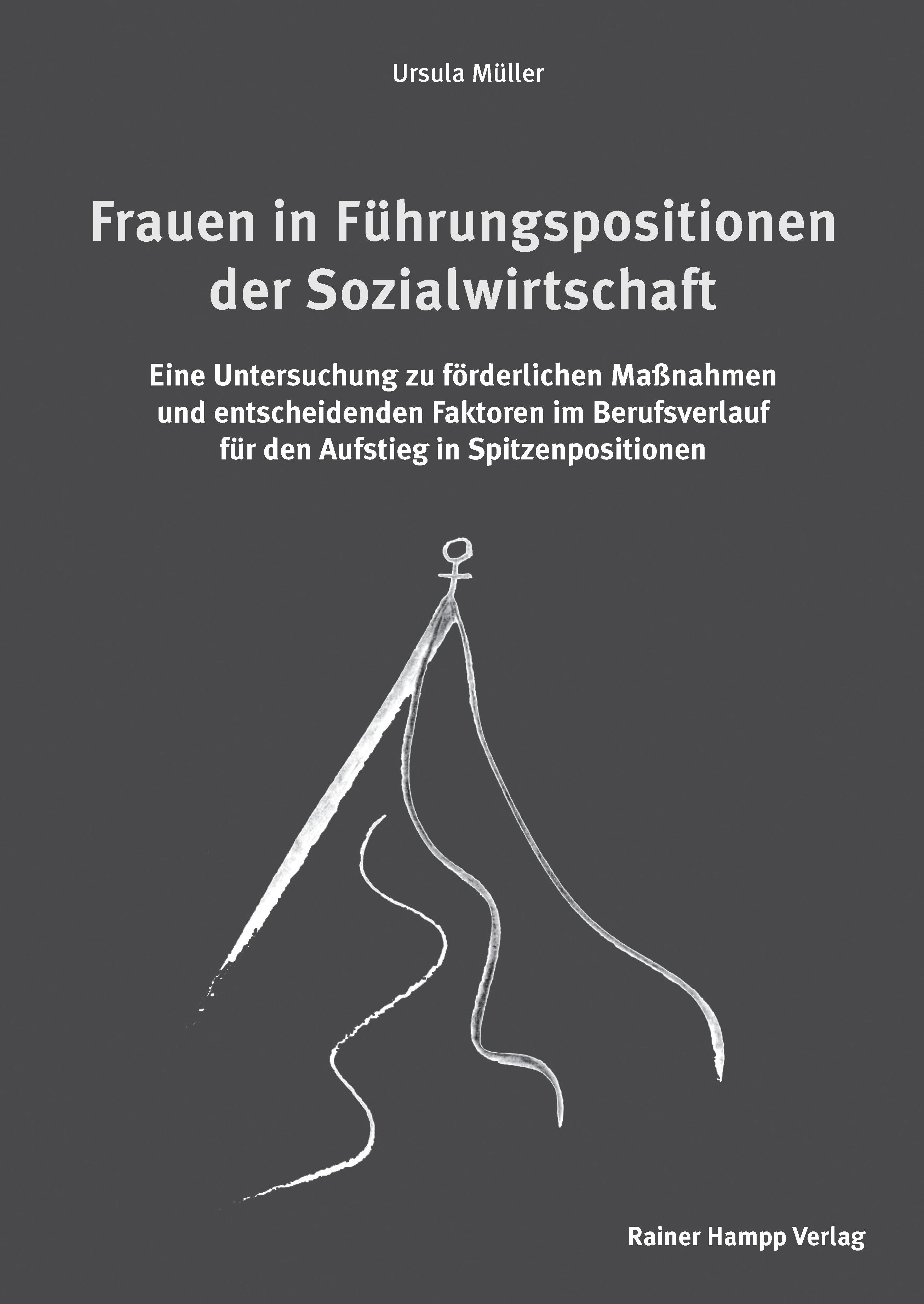 Frauen in Führungspositionen der Sozialwirtschaft | Müller, 2014 | Buch (Cover)