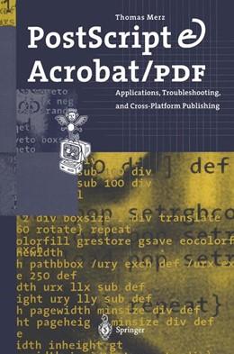 Abbildung von Merz | PostScript & Acrobat/PDF | 2014 | Applications, Troubleshooting,...