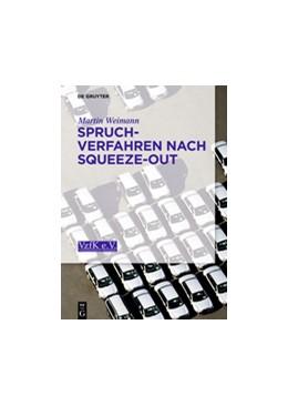 Abbildung von Weimann | Spruchverfahren nach Squeeze-Out | 2015