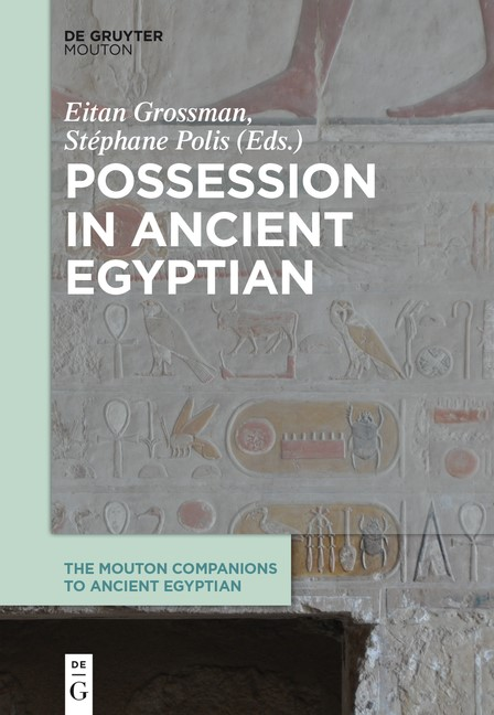 Possession in Ancient Egyptian | Grossman / Polis | Buch (Cover)