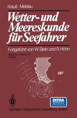 Abbildung von Krauß / Meldau   Wetter- und Meereskunde für Seefahrer   2014