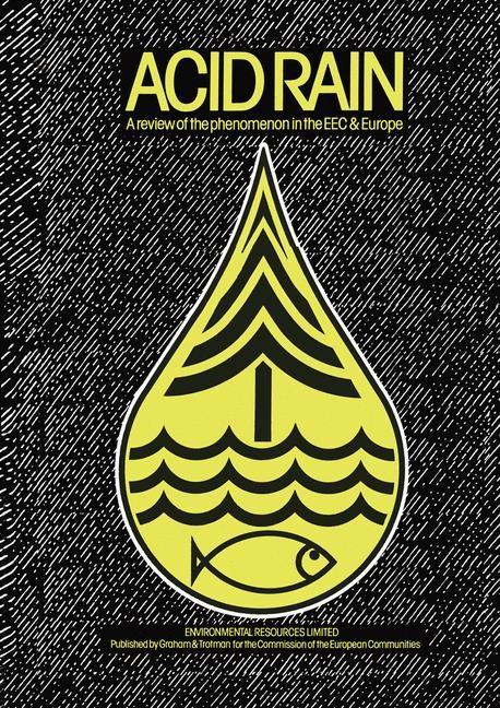 Acid Rain | Limited, 2012 | Buch (Cover)