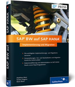 Abbildung von Merz / Hügens | SAP BW auf SAP HANA | 1. Auflage | 2014 | beck-shop.de