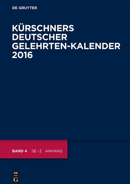 Abbildung von 2016 | 28th Edition | 2015