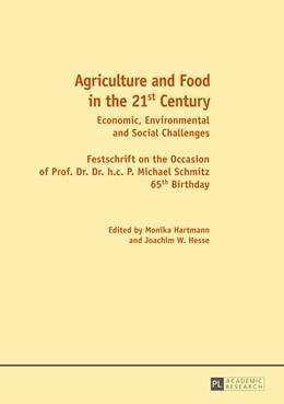 Abbildung von Hesse / Hartmann | Agriculture and Food in the 21 st Century | 1. Auflage | 2014 | beck-shop.de