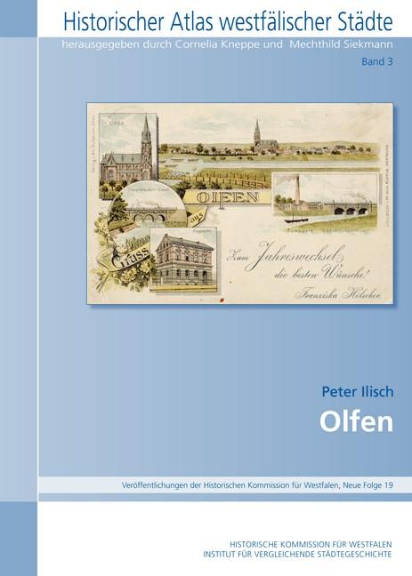 Olfen   1., Aufl., 2014   Buch (Cover)