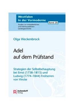 Abbildung von Weckenbrock | Adel auf dem Prüfstand | 1. Auflage | 2014 | 20 | beck-shop.de