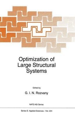 Abbildung von Rozvany | Optimization of Large Structural Systems | 1. Auflage | 2014 | 231 | beck-shop.de
