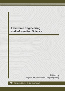 Abbildung von Yin / Su / Wang | Electronic Engineering and Information Science | 2014 | Selected, peer reviewed papers... | Volume 981