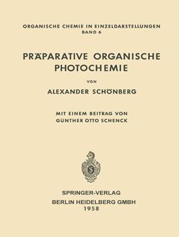 Abbildung von Schönberg | Präparative Organische Photochemie | 2014 | 6