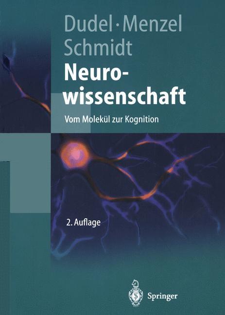 Neurowissenschaft | Dudel / Menzel / Schmidt, 2012 | Buch (Cover)