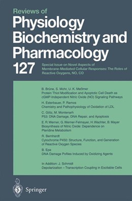 Abbildung von Reviews of Physiology, Biochemistry and Pharmacology | 2014 | Volume: 127 | 127
