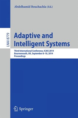 Abbildung von Bouchachia | Adaptive and Intelligent Systems | 2014 | Third International Conference... | 8779