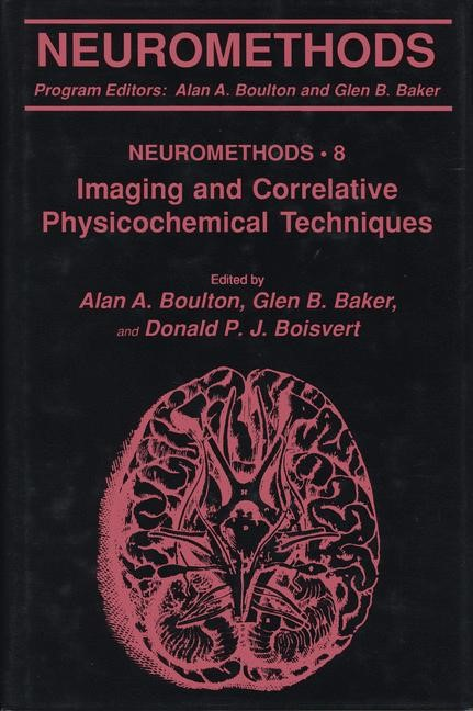 Imaging and Correlative Physicochemical Techniques | Boulton / Baker / Boisvert, 2013 | Buch (Cover)