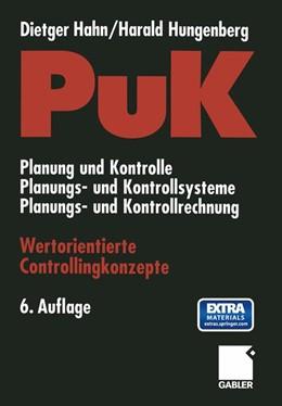 Abbildung von Hahn / Hungenberg | PuK - Wertorientierte Controllingkonzepte | 6. Auflage | 2014 | beck-shop.de