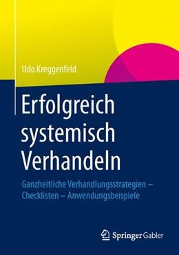 Abbildung von Kreggenfeld | Erfolgreich systemisch verhandeln | 2014 | 2015