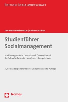 Abbildung von Boeßenecker / Markert | Studienführer Sozialmanagement | 3., vollständig überarbeitete und aktualisierte Auflage | 2014 | Studienangebote in Deutschland... | 19