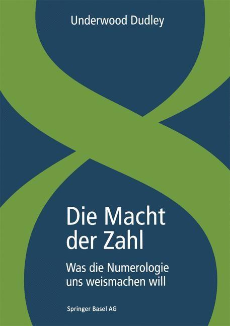 Die Macht der Zahl | Dudley, 2014 | Buch (Cover)