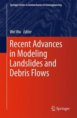 Abbildung von Wu | Recent Advances in Modeling Landslides and Debris Flows | 2014