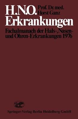 Abbildung von Schretzmayr | H.N.O. Erkrankungen | 2014 | Fachalmanach der Hals-, Nasen-...