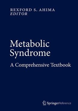 Abbildung von Ahima   Metabolic Syndrome   1. Auflage   2016   beck-shop.de