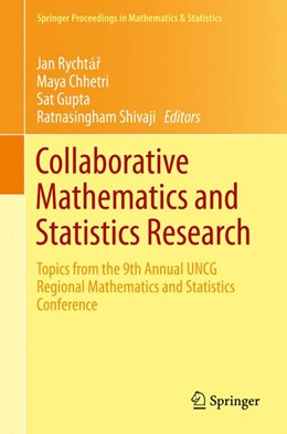 Abbildung von Rychtár / Chhetri | Collaborative Mathematics and Statistics Research | 1. Auflage | 2014 | 109 | beck-shop.de