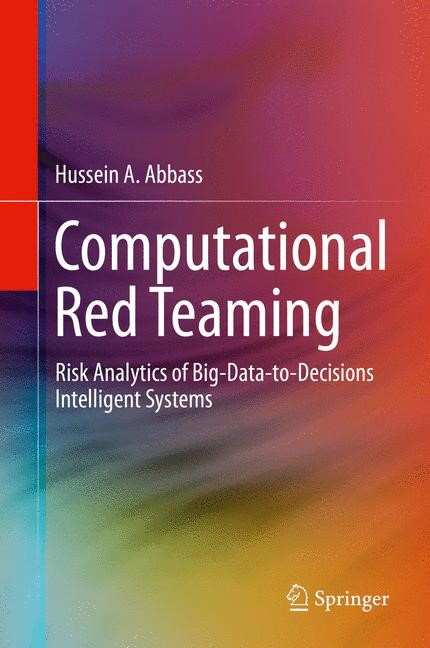 Computational Red Teaming | Abbass, 2014 | Buch (Cover)
