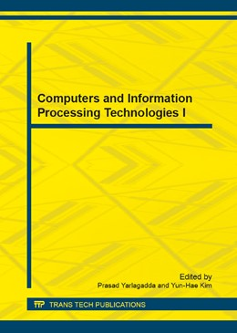 Abbildung von Yarlagadda / Kim | Computers and Information Processing Technologies I | 2014 | Selected, peer reviewed papers... | Volumes 571-572
