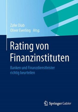 Abbildung von Diab / Everling (Hrsg.) | Rating von Finanzinstituten | 2016 | Banken und Finanzdienstleister...