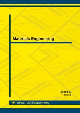 Abbildung von He   Materials Engineering   1. Auflage   2014   Volume 576   beck-shop.de