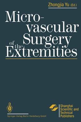 Abbildung von Yu | Microvascular Surgery of the Extremities | 2014