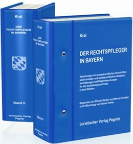 Abbildung von Kral   Der Rechtspfleger in Bayern   Loseblattwerk mit Aktualisierungen