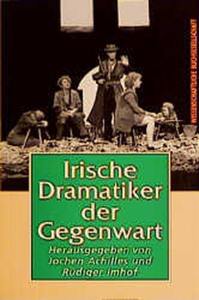 Abbildung von Achilles / Imhof | Irische Dramatiker der Gegenwart | 1996